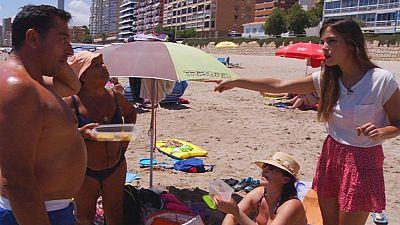 �Qu� llevas en la nevera a la playa?