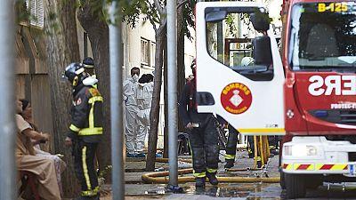 Dos hermanos de 6 y 4 años mueren en el incendio de su domicilio familiar en Barcelona