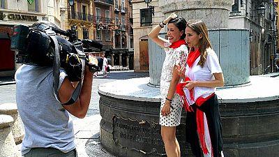 Teruel celebra las 'Fiestas de la Vaquilla'
