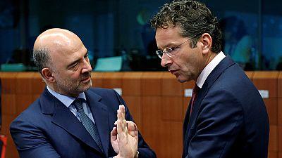 El Eurogrupo, partidario de que se multe a España y Portugal por déficit excesivo
