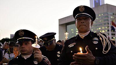 La policía de Estados Unidos refuerza la seguridad tras el tiroteo de Dallas