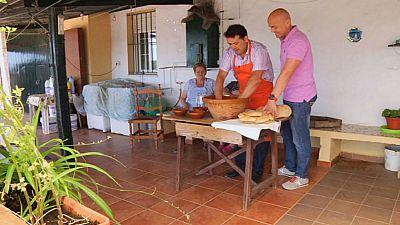 Villablanca, pueblo con miga