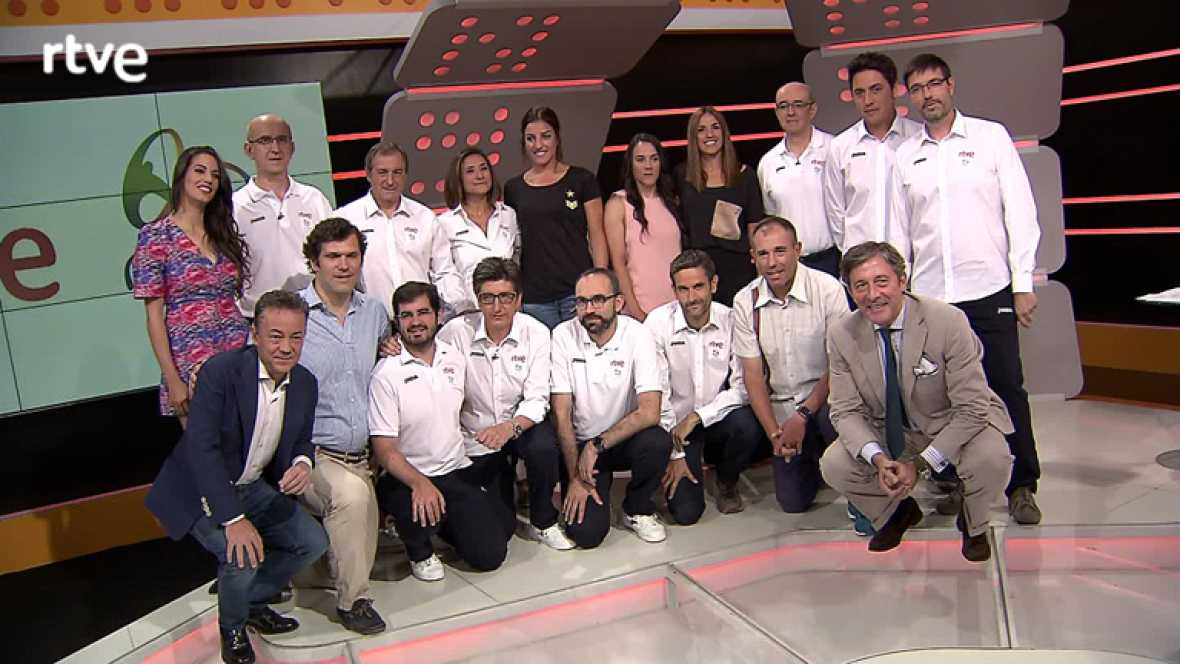RTVE presenta Río 2016