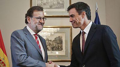 Rajoy deja abierta la puerta a no presentarse a la investidura si no tiene los apoyos suficientes
