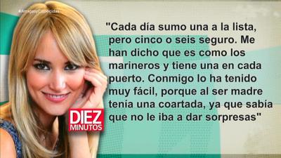 """Amigas y Conocidas - Alba Carrillo: """"Feliciano es lo peor, no he tenido una pareja igual"""""""