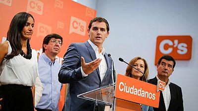 Ciudadanos se abstendrá en la segunda votación de investidura para evitar unas terceras elecciones