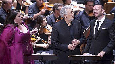 Plácido Domingo vuelve al registro de barítono en 'I due fóscari' coincidiendo con los 200años del Teatro Real