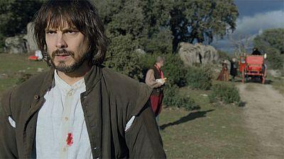�guila Roja - Gonzalo se encuentra con Felipe IV