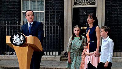 """David Cameron presenta su dimisión: """"Creo que nuestro país es mucho más fuerte"""""""