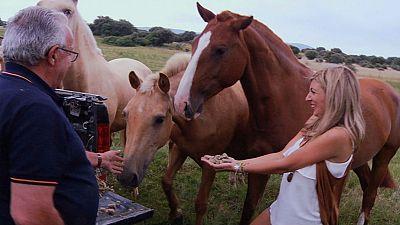 La mujer que silbaba a los caballos