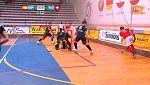 Hockey patines - Campeonato de Europa: España-Suiza