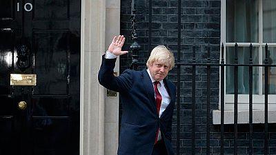 Theresa May nombra a sus primeros ministros y coloca a Boris Johnson al frente de Exteriores