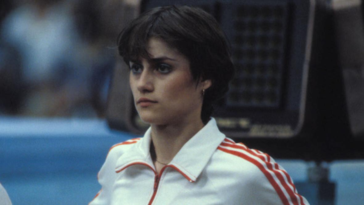 Actuación de Nadia Comaneci en Montreal 1976