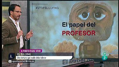 A punto con La 2 - A punto para vivir - Tomás Navarro - El 'bullyng'
