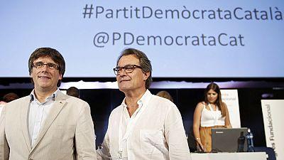 El nuevo nombre de Convergencia 'Partit Democrata Catalá' podría no ser válido