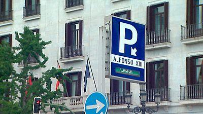Aparcar en pleno centro de Santander puede salir gratis