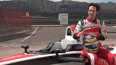 Automovilismo - F�rmula E - Reportaje: Bruno Senna - ver ahora