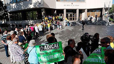 La sentencia de la macrodemanda por las preferentes llegará en septiembre