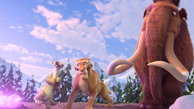 D�as de cine- Ice Age: el gran cataclismo