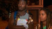 Testigos del atentado: 'No nos lo esper�bamos, da mucho miedo'
