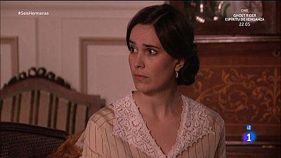 Seis Hermanas - �Carolina deja en herencia a Eugenia la Villa de Par�s!