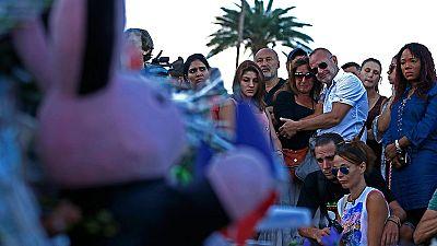 Niños y familias enteras entre las 84 víctimas del atentado en Niza