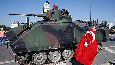 Quinto golpe militar en Turquía desde el nacimiento de la república