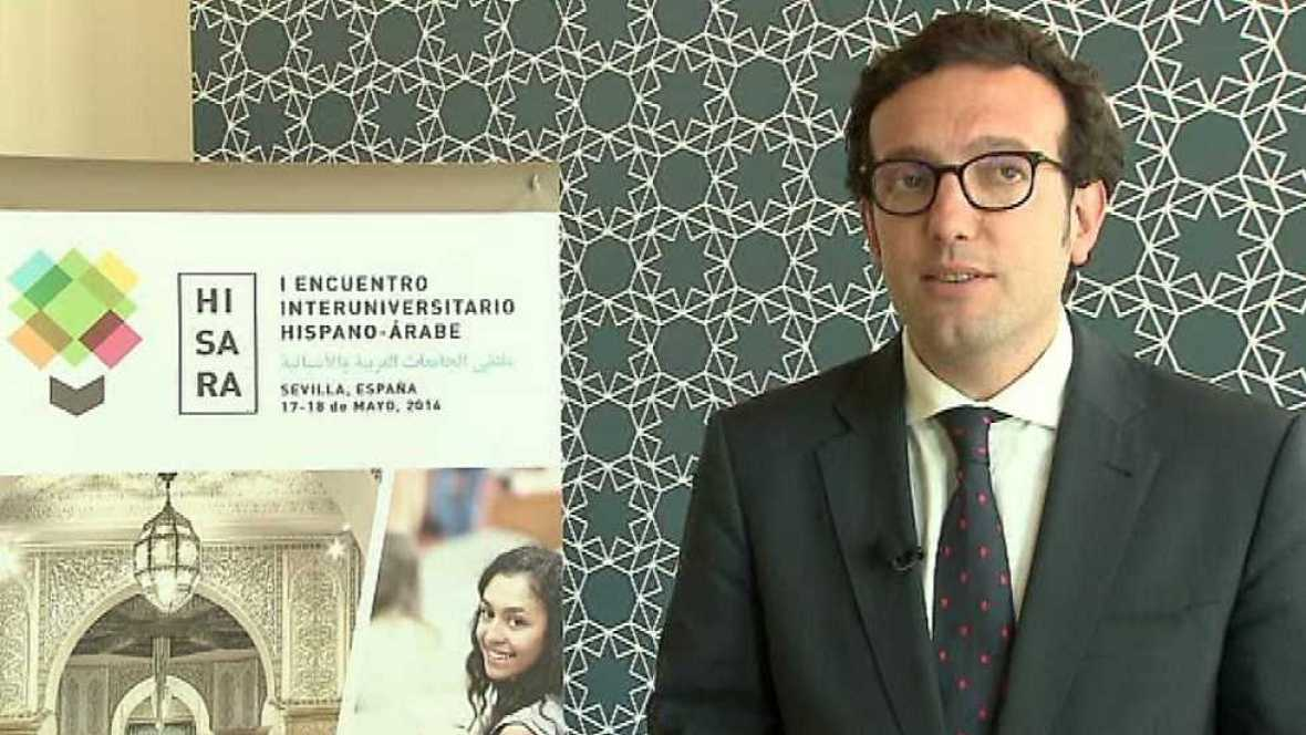 Medina en TVE - Primer encuentro universitario hispano-árabe (I) - ver ahora