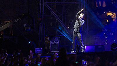 Muse toma el FIB ante un público extasiado