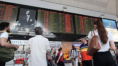 La calma vuelve a los turistas y viajeros en Turquía