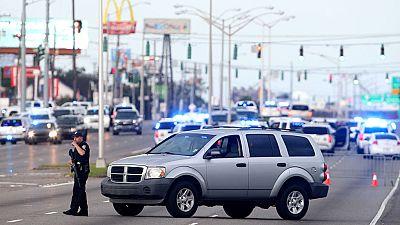 Al menos tres policías han muerto en un nuevo tiroteo en el sur Estados Unidos