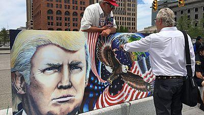 Cleveland se blinda para la convención republicana del lunes