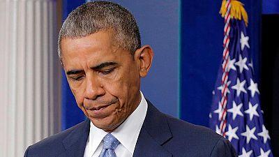 Obama condena el asesinato de tres policías en Baton Rouge, Louisiana