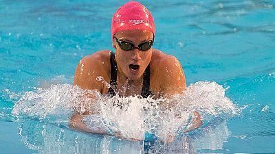 Con cinco oros en cinco finales del Campeonato de España, Mireia Belmonte ha brillado con luz propia a pocos días del comienzo de los Juegos de Río 2016, a los que llegará en una forma inmejorable.