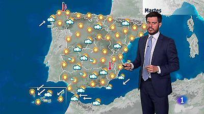 El tiempo en la Comunidad Valenciana - 18/07/16 - ver ahora