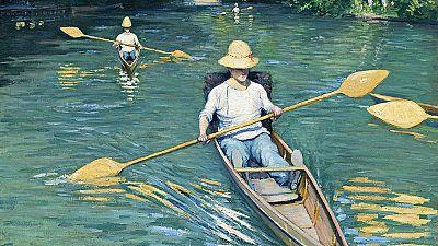 El Museo Thyssen de Madrid dedica una exposición al pintor impresionta Gustave Caillebote