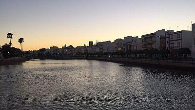 De Portugal...�a Ayamonte!