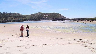 Una playa de ensue�o