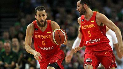 Baloncesto - Ruta Ñ masculina: Lituania-España - ver ahora