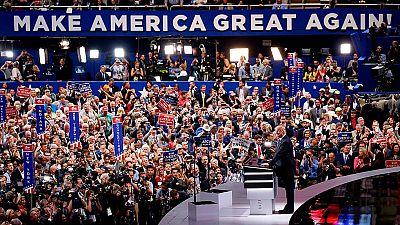 Elecciones en EE.UU.: Los republicanos contrarios a Trump se hacen oir en la convención republicana