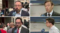 Los desayunos de TVE - Constituci�n de las Cortes - ver ahora