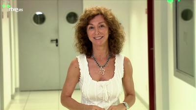 """Yolanda Flores: """"Vive el esp�ritu ol�mpico en RTVE"""""""