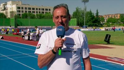 """Fermín Cacho: """"Siente el espíritu olímpico en RTVE"""""""