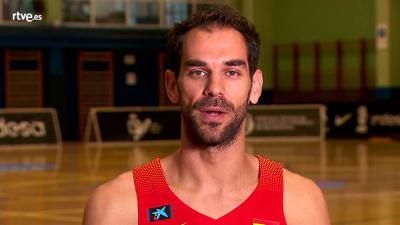 José Manuel Calderón- Vive Río en RTVE