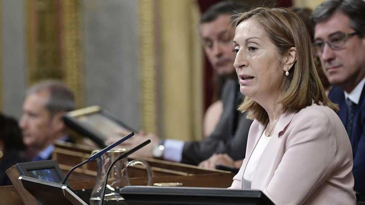 El debate de investidura de Rajoy comenzará el martes, 30 de agosto, por la tarde