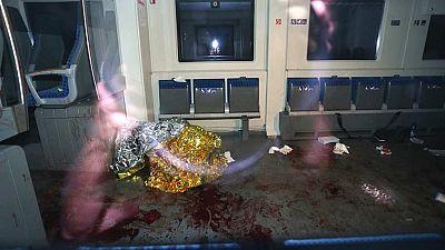 """Un joven refugiado ataca a los pasajeros de un tren en Alemania al grito de """"Alá es el más grande"""""""