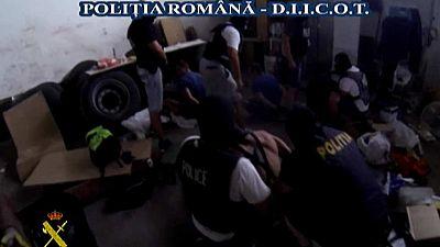 Incautados 2.500 kilos de cocaína y detenido el jefe de la organización