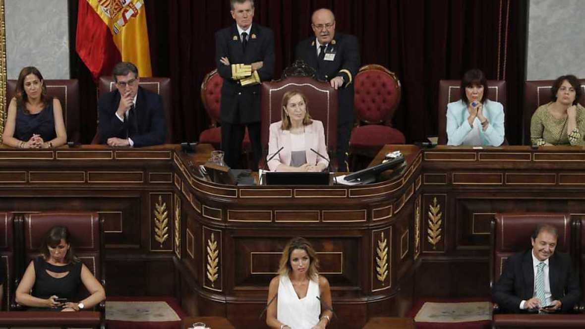 Especial informativo - Pleno de constitución de las Cortes Generales - 3ª parte - ver ahora