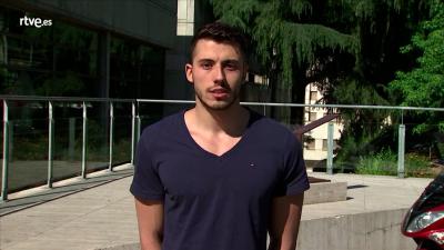 Aitor Martínez- Siente el espíritu olímpico en RTVE