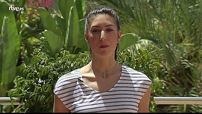 Siente el espiritu ol�mpico con Sandra Aguilar